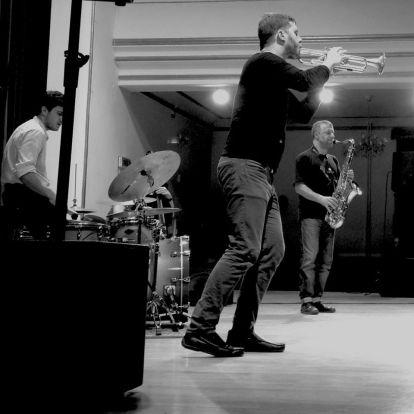 Rodrigo Amado Motion Trio
