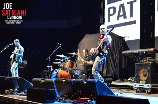 Dan Patlansky (în stânga)
