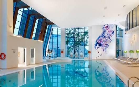 Hilton Spa Piscina
