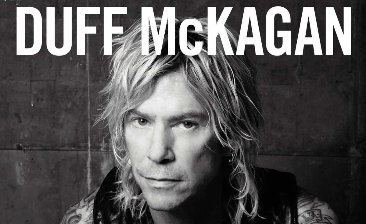 Când rockerii scriu cărți [Duff McKagan - It's So Easy]